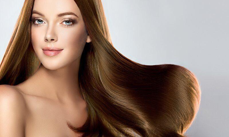 Процедуру «счастье для волос»